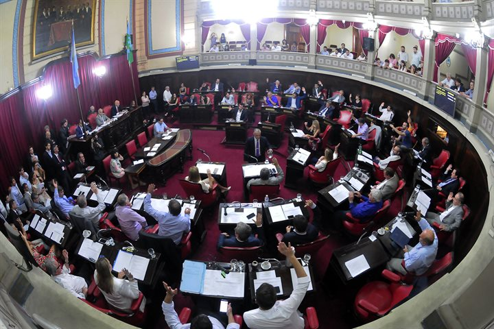 Foto ilustrativa (Créditos: http://www.senado-ba.gov.ar/)